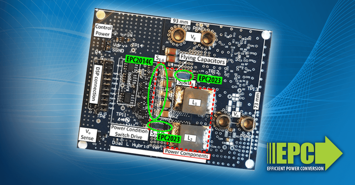 A 95%-Efficient 48 V-to-1 V/10 A VRM Hybrid Converter