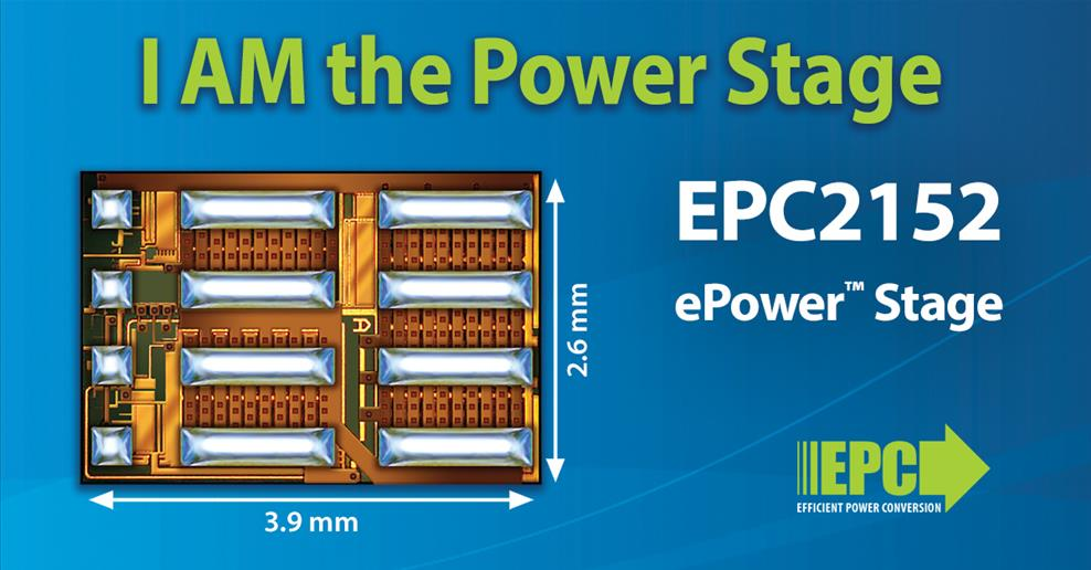 ePower™ Stage – Redefining Power Conversion