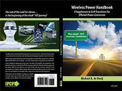 Efficient Power Conversion Corporation (EPC) Publishes Wireless Power Handbook, a Guide to Designing an Efficient Amplifier for a Wireless Power Transfer System