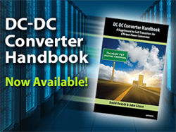 Efficient Power Conversion Corporation (EPC) Publishes DC-DC Conversion Handbook, a Practical Guide to Taking Full Advantage of the Superior Performance of Gallium Nitride (GaN) Transistors