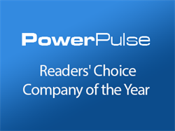 EPC received the Readers' Choice Company of the Year award from Powerpulse.net