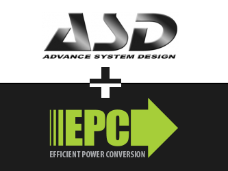 EPC and ASD Form Value-added Partnership Dedicated to Reducing Time to Market for GaN-based Wireless Power Solutions