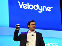 Velodyne Unveils Lower-Cost LiDAR In Race For Robo-Car Vision Leadership
