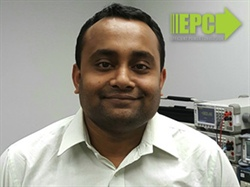 EPC Announces the Opening of Blacksburg, Virginia eGaN FET and IC Applications Center and the Appointment of Suvankar Biswas, Ph.D. as Senior Applications Engineer