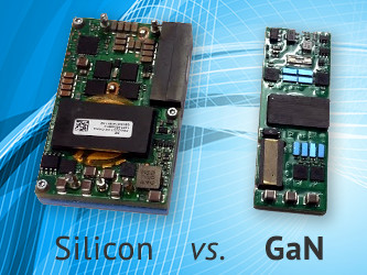 GaN is Eyeing Silicon's Data Center Lunch