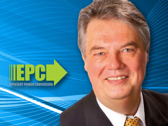 Wolfram Krueger Joins Efficient Power Conversion (EPC) as Vice President of European Sales
