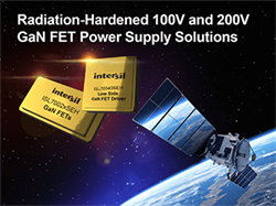 Renesas Electronics Ships Space Industry's First Radiation-Hardened 100V and 200V GaN FET Power Supply Solutions