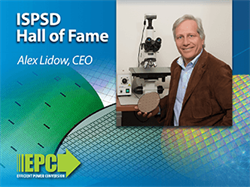 Efficient Power Conversion (EPC) CEO and Co-Founder Inducted into the ISPSD Hall of Fame 2019