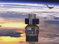 GaN Powers Small Satellites