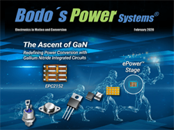 The Ascent of GaN: Redefining Power Conversion with GaN-on-Si Integrated Circuits