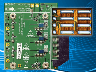 GaN ePower Stage IC-Based Inverter for Battery-Powered Motor Drive Applications