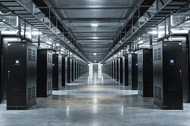 GaN reduces the energy needed to run data centers