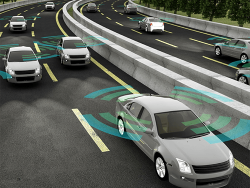 Self-driving autonomous cars with LiDAR