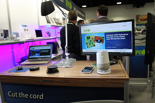 embedded wireless power table demo