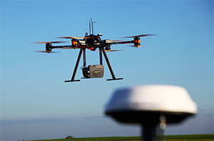 Airborne GaN LiDAR systems are widely used for three-dimensional mapping