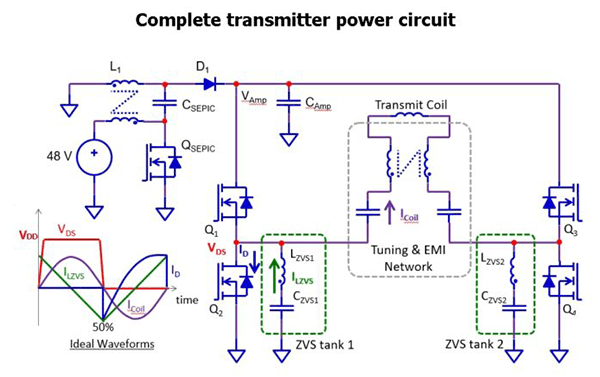 transmitter power circuit