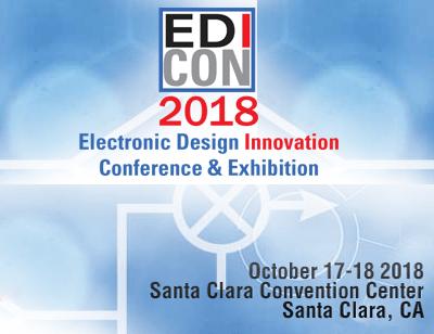 Electronic Design Innovation Conference & Exhibition (EDI CON 2018)