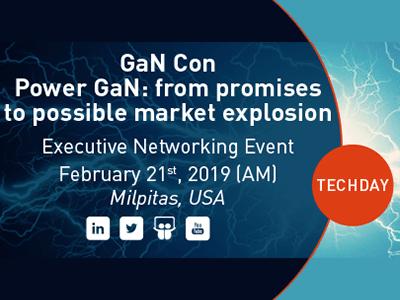 TechDay: GaN Con - Power GAN