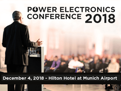 Power Electronics Conference 2018