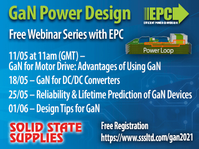 GaN Power Design Webinar Series