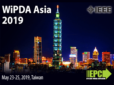 WiPDA Asia 2019