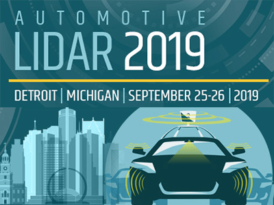 Automotive Lidar 2019
