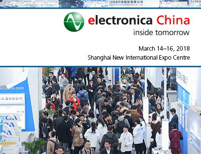 Electronica China 2018