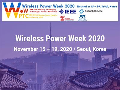 Wireless Power Week 2020