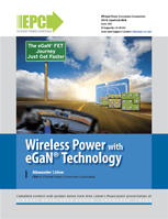 Request Wireless Power with eGaN Technology ebooklet