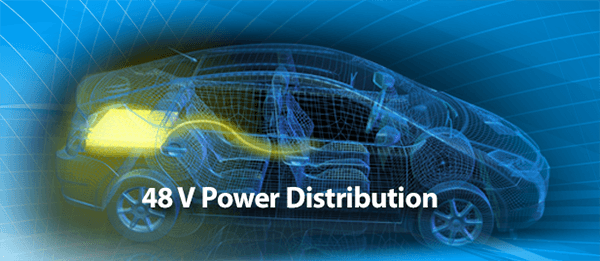 48 V EPC GaN Automotive Applications