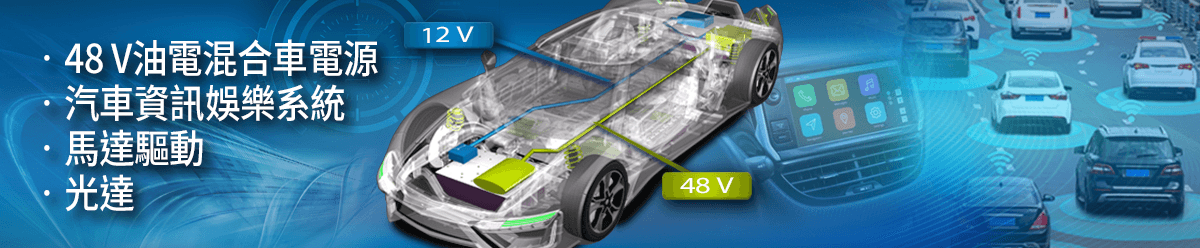 EPC Gallium Nitride Automotive AEC Q101 Qualified