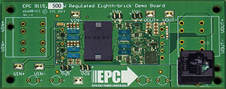 EPC9115 Demonstration Board