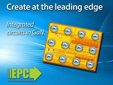 Create GaN FETs at the leading edge