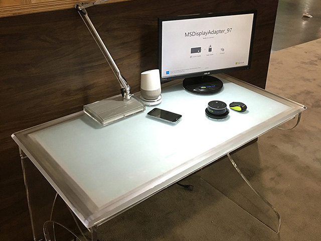 EPC Reveals 300 W GaN-Based Wirelessly Powered Smart-Desk