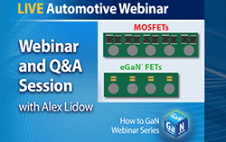 3 Ways GaN is Driving Changes in Automotive Systems