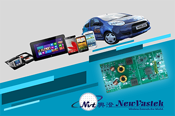 NewVastek wireless power solutions